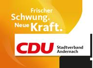 CDU Stadtverband Andernach Logo